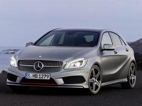 Ver foto 2 de Mercedes Clase A A250 2012