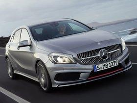 Fotos de Mercedes Clase A A250 2012