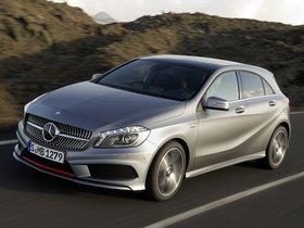 Ver foto 13 de Mercedes Clase A A250 2012