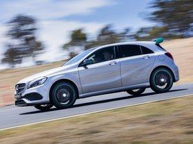 Ver foto 6 de Mercedes Clase A A250 4MATIC Motorsport Edition W176 2016