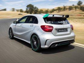 Ver foto 4 de Mercedes Clase A A250 4MATIC Motorsport Edition W176 2016