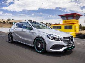 Ver foto 3 de Mercedes Clase A A250 4MATIC Motorsport Edition W176 2016