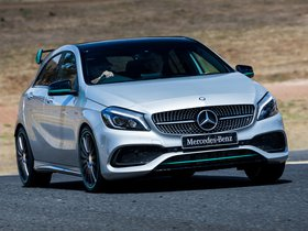 Fotos de Mercedes Clase A A250 4MATIC Motorsport Edition W176 2016