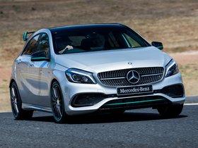 Ver foto 1 de Mercedes Clase A A250 4MATIC Motorsport Edition W176 2016