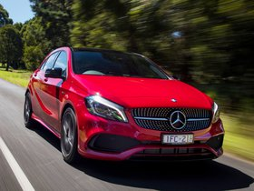 Fotos de Mercedes A250 4MATIC Sport W176 2016