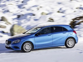 Ver foto 7 de Mercedes Clase A A250 4MATIC Urban Package W176 2013