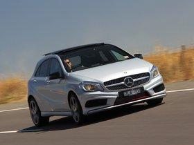 Ver foto 3 de Mercedes Clase A A250 AMG Sport Package W176 Australia 2012
