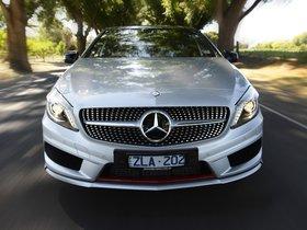 Fotos de Mercedes Clase A A250 AMG Sport Package W176 Australia 2012