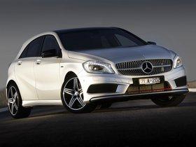 Ver foto 11 de Mercedes Clase A A250 AMG Sport Package W176 Australia 2012