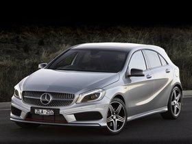 Ver foto 9 de Mercedes Clase A A250 AMG Sport Package W176 Australia 2012