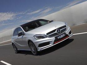 Ver foto 8 de Mercedes Clase A A250 AMG Sport Package W176 Australia 2012