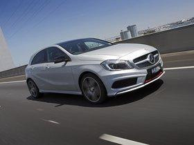 Ver foto 7 de Mercedes Clase A A250 AMG Sport Package W176 Australia 2012