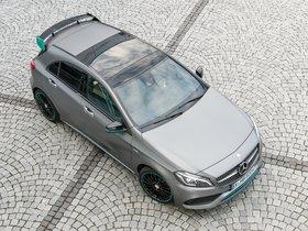 Ver foto 1 de Mercedes Clase A A250 Motorsport Edition W176 2015