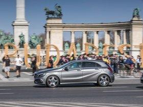Ver foto 3 de Mercedes Clase A 250 Sport 4MATIC W176 2015