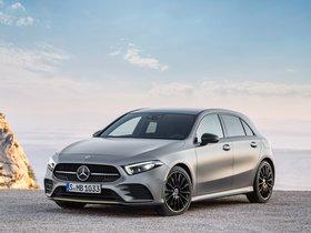 Ver foto 4 de Mercedes Clase A AMG Line Edition 1 W177 2018