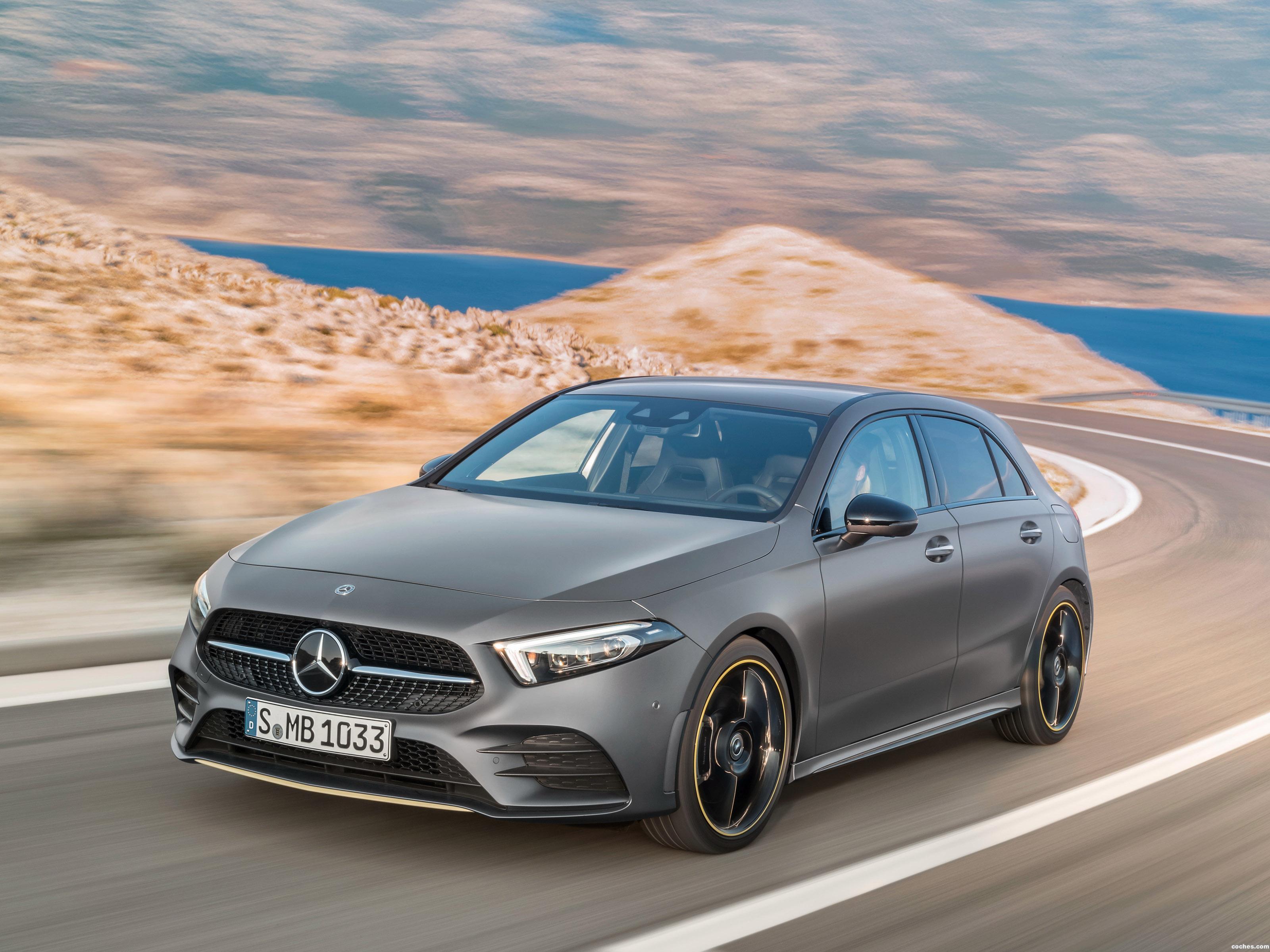 Foto 0 de Mercedes Clase A AMG Line Edition 1 W177 2018
