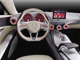 Ver foto 7 de Mercedes Clase A Concept 2011