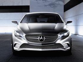 Ver foto 25 de Mercedes Clase A Concept 2011