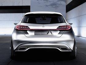 Ver foto 23 de Mercedes Clase A Concept 2011