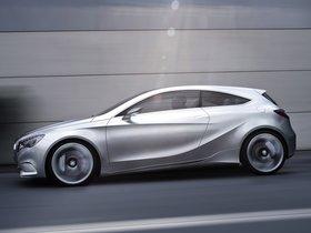 Ver foto 22 de Mercedes Clase A Concept 2011