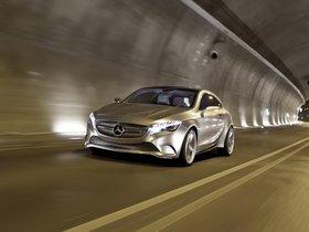 Ver foto 18 de Mercedes Clase A Concept 2011