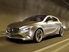 Ver foto 15 de Mercedes Clase A Concept 2011