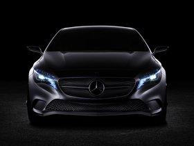 Ver foto 14 de Mercedes Clase A Concept 2011