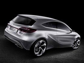 Ver foto 12 de Mercedes Clase A Concept 2011