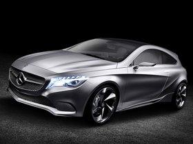 Ver foto 11 de Mercedes Clase A Concept 2011