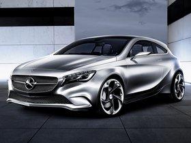 Ver foto 9 de Mercedes Clase A Concept 2011