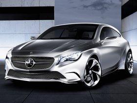Ver foto 8 de Mercedes Clase A Concept 2011