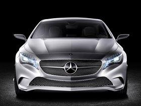 Ver foto 5 de Mercedes Clase A Concept 2011
