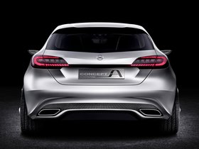 Ver foto 3 de Mercedes Clase A Concept 2011