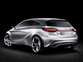 Ver foto 2 de Mercedes Clase A Concept 2011