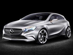 Fotos de Mercedes Clase A Concept 2011