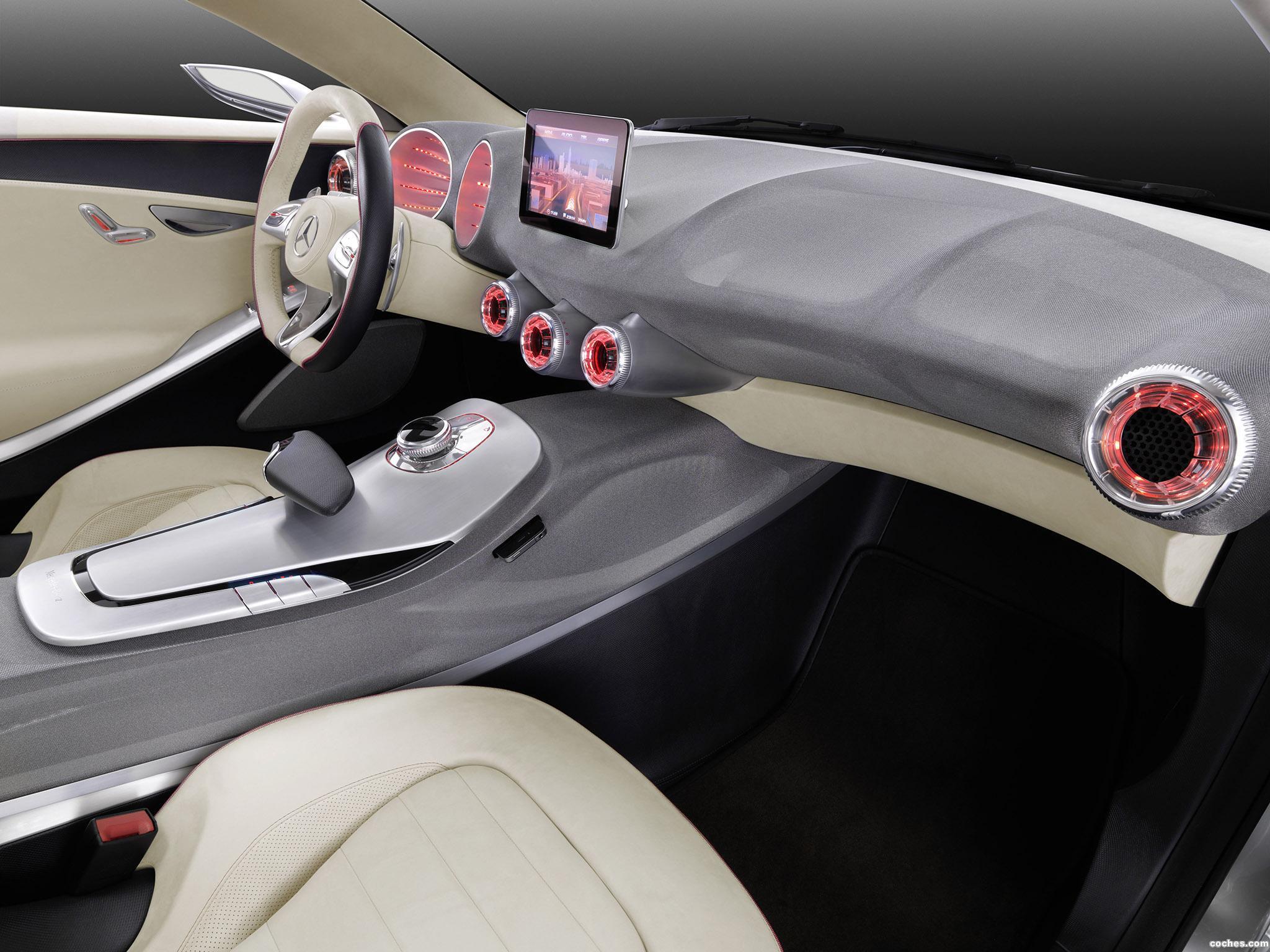 Foto 27 de Mercedes Clase A Concept 2011