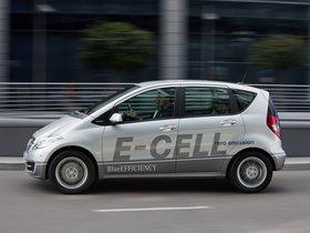 Ver foto 4 de Mercedes Clase A E-CELL 2010