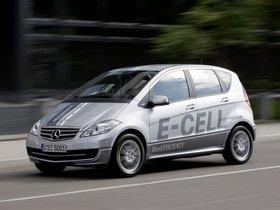Ver foto 3 de Mercedes Clase A E-CELL 2010