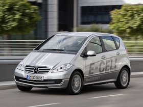 Ver foto 2 de Mercedes Clase A E-CELL 2010