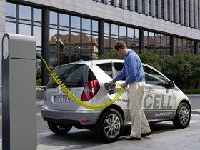 Ver foto 10 de Mercedes Clase A E-CELL 2010
