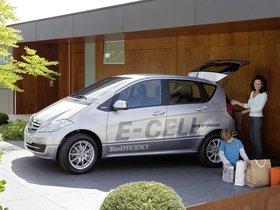 Ver foto 7 de Mercedes Clase A E-CELL 2010