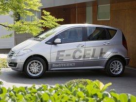 Ver foto 5 de Mercedes Clase A E-CELL 2010