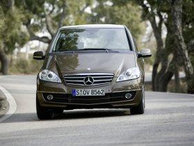 Ver foto 10 de Mercedes Clase A 5 puertas 2008