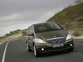 Ver foto 7 de Mercedes Clase A 5 puertas 2008