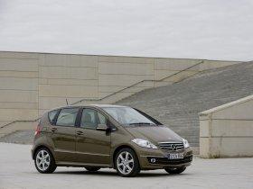 Fotos de Mercedes Clase A 5 puertas 2008