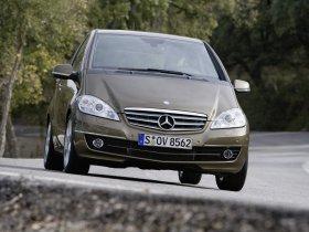 Ver foto 17 de Mercedes Clase A 5 puertas 2008