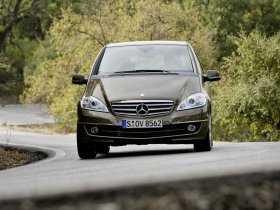 Ver foto 13 de Mercedes Clase A 5 puertas 2008