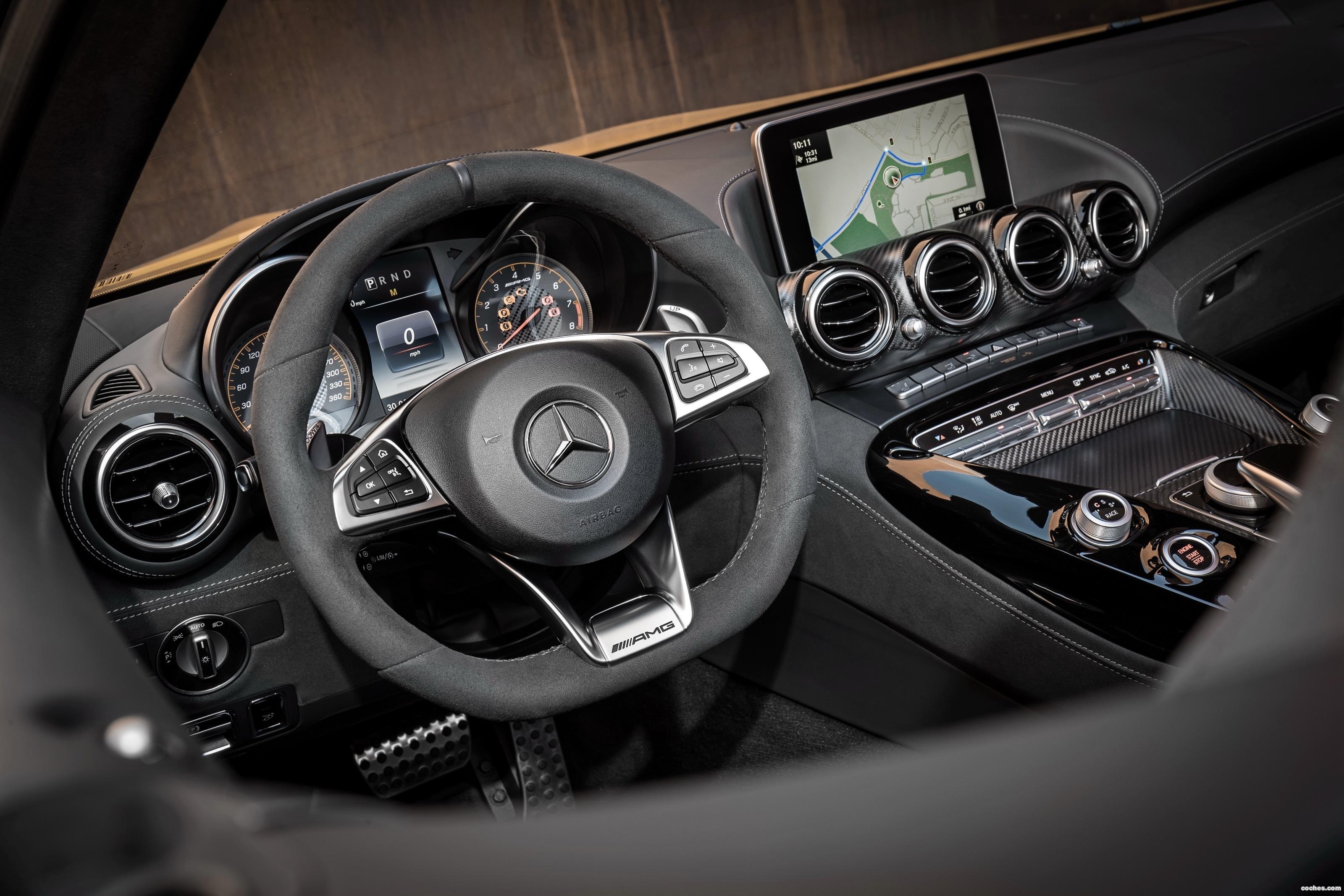 Foto de MERCEDES AMG GT