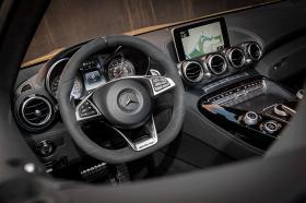 Ver foto 21 de Mercedes AMG GT C Roadster R190 2017