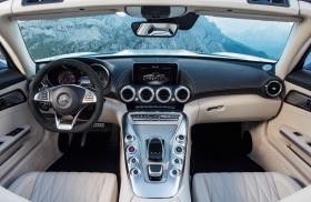 Ver foto 39 de Mercedes AMG GT C Roadster R190 2017